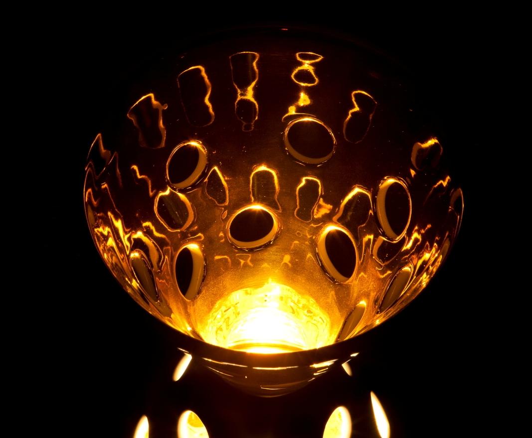 Clessidra Slowlight Oro: il lusso del tempo