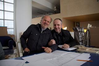 Luce, architettura e design con Aldo Cibic