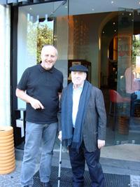 Un dialogo sulla luce con Roberto De Simone, regista, compositore, musicologo.