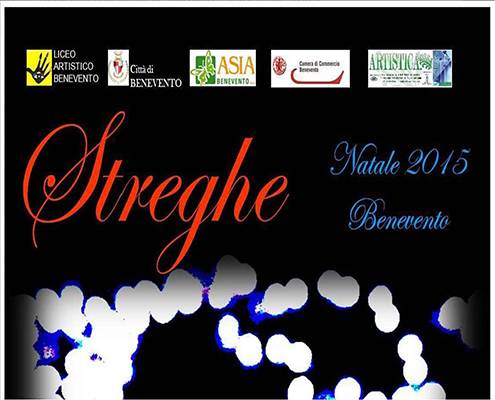 Streghe in Luce a Benevento