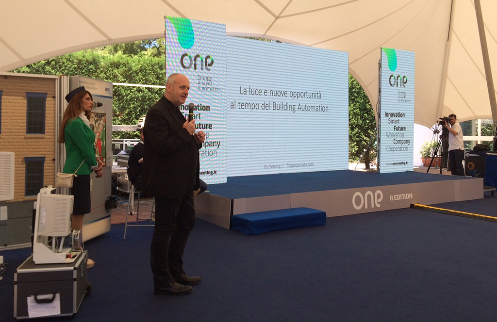 Onemeeting Sinergy Around Automation II edizione di Megawatt spa