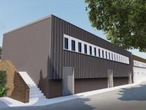 Illuminazione nelle scuole: Inaugurazione a Sarnano!